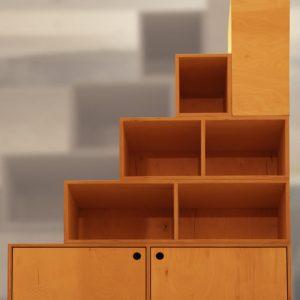 Bild: Artpacker Möbelbau / Treppe für Hochbett